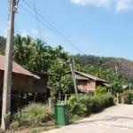 Mae Hong Son Loop Häuser