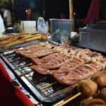Mae Hong Son Markt