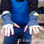 Handschuhe aus Socken